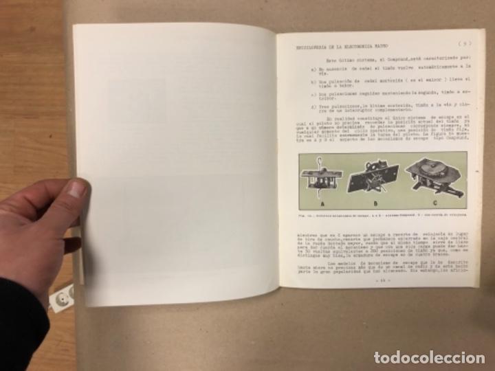 Enciclopedias de segunda mano: ENCICLOPEDIA DE LA ELECTRÓNICA MAYMO. PRIMEROS 6 TOMOS. EDITORIAL ELPO 1968. VER DESCRIPCIÓN. - Foto 27 - 154952766