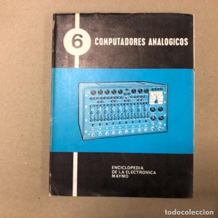 Enciclopedias de segunda mano: ENCICLOPEDIA DE LA ELECTRÓNICA MAYMO. PRIMEROS 6 TOMOS. EDITORIAL ELPO 1968. VER DESCRIPCIÓN. - Foto 29 - 154952766