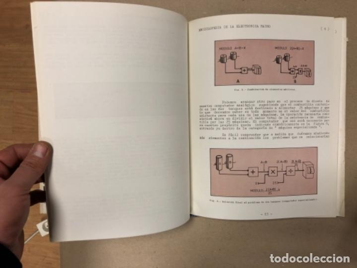 Enciclopedias de segunda mano: ENCICLOPEDIA DE LA ELECTRÓNICA MAYMO. PRIMEROS 6 TOMOS. EDITORIAL ELPO 1968. VER DESCRIPCIÓN. - Foto 32 - 154952766