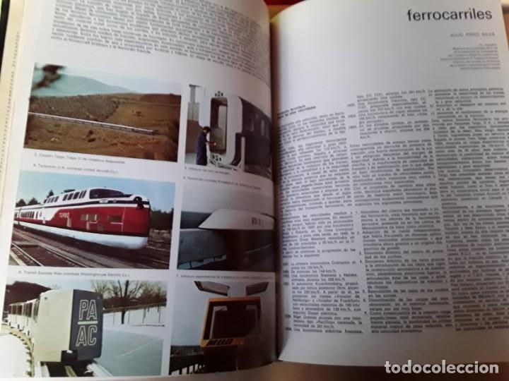 Enciclopedias de segunda mano: 8 enciclopedias de la técnica y de la mecánica - Foto 5 - 155504998