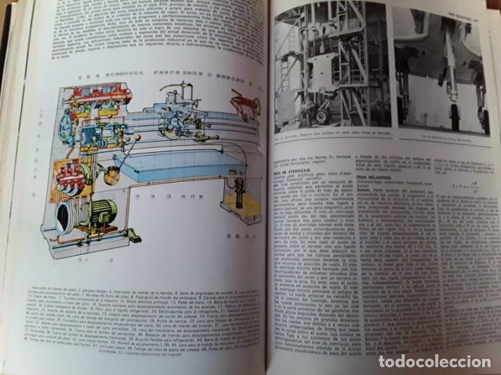 Enciclopedias de segunda mano: 8 enciclopedias de la técnica y de la mecánica - Foto 6 - 155504998