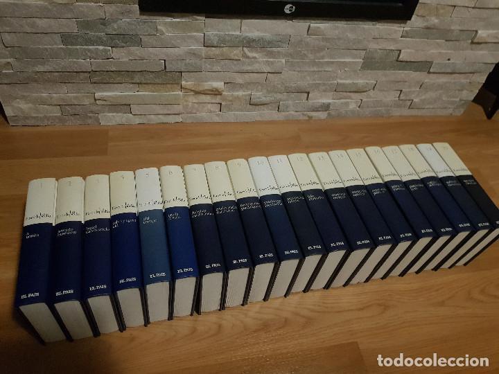 LA ENCICLOPEDIA - 20 TOMOS / COMPLETA - SALVAT / EL PAIS EDICION 2003 - EXCELENTE ESTADO. (Libros de Segunda Mano - Enciclopedias)