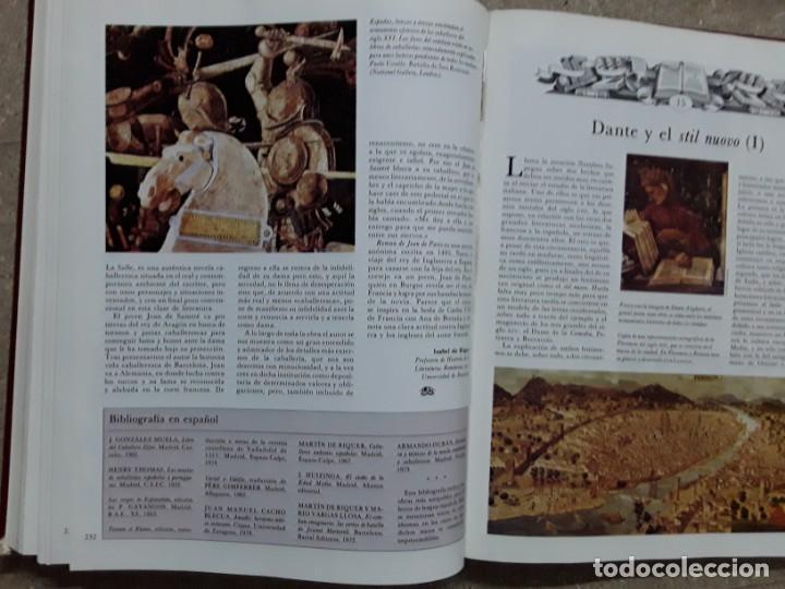 Enciclopedias de segunda mano: Volumen número 1 de historia universal de la literatura - de la antigüedad al renacimiento - Foto 4 - 155680878