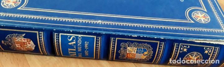 Enzyklopädien aus zweiter Hand: GRAN ATLAS DEL MUNDO 1492/1992 - CARTOGRAFIA ANTIGUA Y ACTUAL - Foto 2 - 155807794