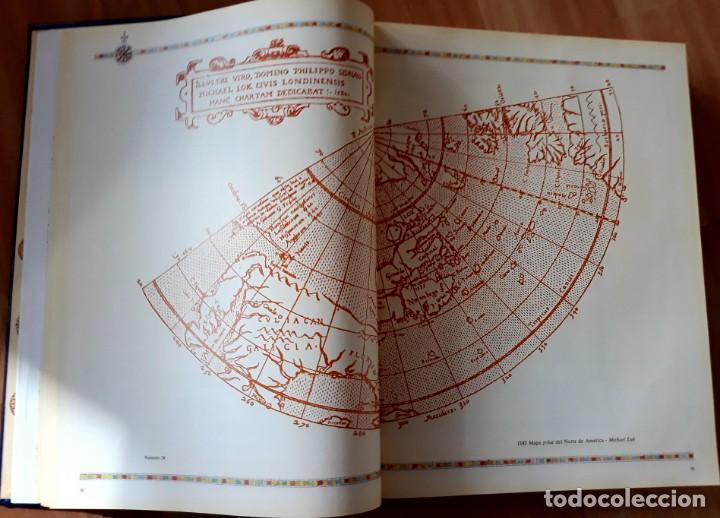 Enzyklopädien aus zweiter Hand: GRAN ATLAS DEL MUNDO 1492/1992 - CARTOGRAFIA ANTIGUA Y ACTUAL - Foto 8 - 155807794