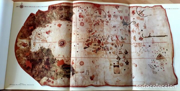 Enzyklopädien aus zweiter Hand: GRAN ATLAS DEL MUNDO 1492/1992 - CARTOGRAFIA ANTIGUA Y ACTUAL - Foto 11 - 155807794