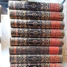 Enciclopedias de segunda mano: 10 TOMOS DE LA ENCICLOPEDIA UTEHA PARA LA JUVENTUD, DEL AÑO 1960,VER FOTOS . Lote 155812322