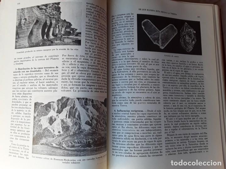 Enciclopedias de segunda mano: 10 tomos de la enciclopedia uteha para la juventud, del año 1960,ver fotos - Foto 5 - 155812322