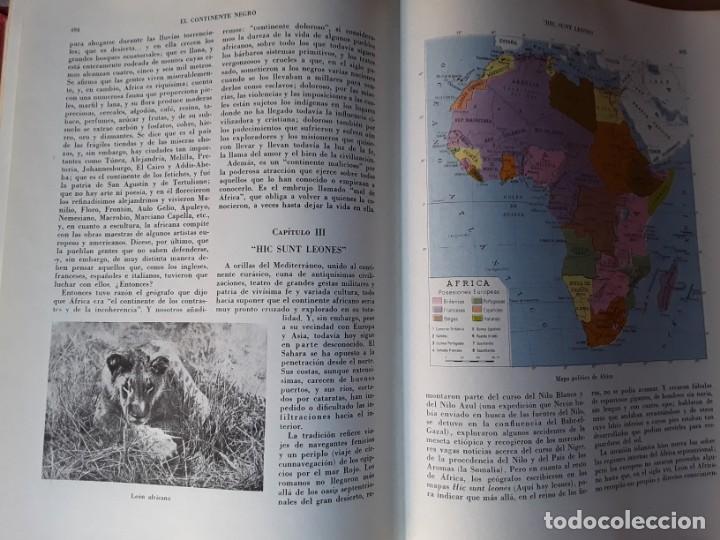 Enciclopedias de segunda mano: 10 tomos de la enciclopedia uteha para la juventud, del año 1960,ver fotos - Foto 6 - 155812322
