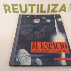 Enciclopedias de segunda mano: EL ESPACIO.ENCICLOPEDIA EN COLORES.TIMUN.1965.. Lote 155838912