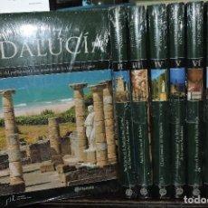 Enciclopedias de segunda mano: HISTORIA DE ANDALUCÍA TOMOS DEL I AL IX. ED. PLANETA/ FUNDACIÓN JOSÉ MANUEL LARA. TOTALMENTE NUEVOS. Lote 155915382