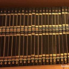Enciclopedias de segunda mano: COMANDANTE COUSTEAU - LOS SECRETOS DEL MAR - 28 TOMOS, COMPLETA. Lote 156677206