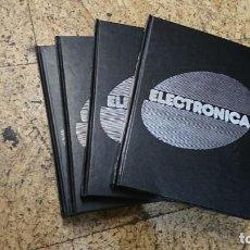 Enciclopedias de segunda mano: ELECTRÓNICA, ENCICLOPEDIA PRÁCTICA, EDICIONES NUEVA LENTE. Lote 156688834