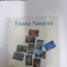 Enciclopedias de segunda mano: 10921 - FAUNA NAVARRA. Lote 156976518