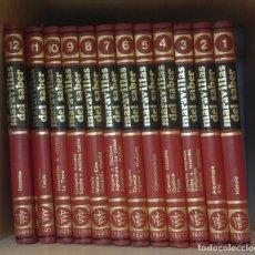 Enciclopedias de segunda mano: ENCICLOPEDIA JUVENIL MARAVILLAS DEL SABER. Lote 158005242