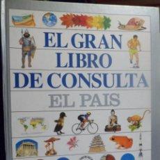 Enciclopedias de segunda mano: EL GRAN LIBRO DE CONSULTA. EL PAIS / ALTEA. Lote 158530442