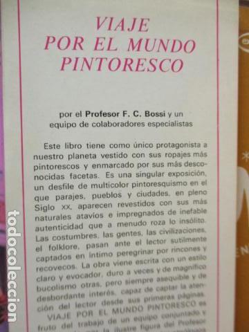 Enciclopedias de segunda mano: VIAJE POR EL MUNDO PINTORESCO. EDC GASSO - Foto 4 - 159696238