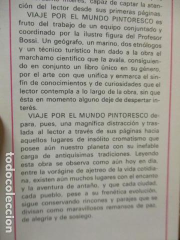 Enciclopedias de segunda mano: VIAJE POR EL MUNDO PINTORESCO. EDC GASSO - Foto 5 - 159696238