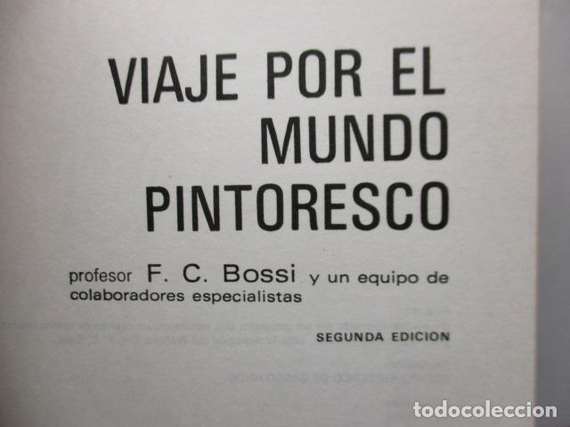 Enciclopedias de segunda mano: VIAJE POR EL MUNDO PINTORESCO. EDC GASSO - Foto 6 - 159696238