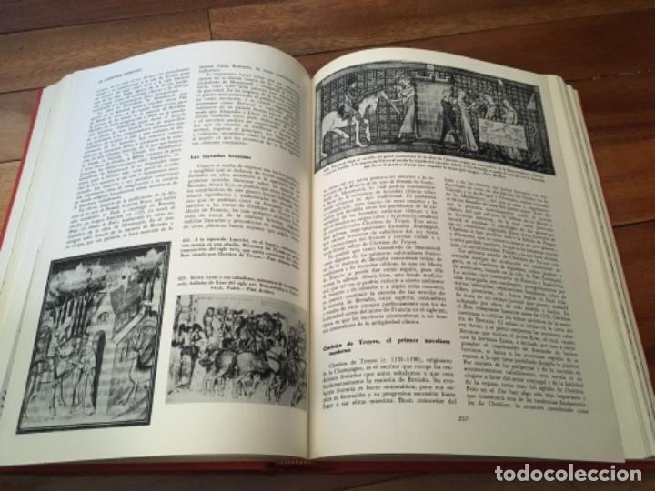 Enciclopedias de segunda mano: HISTORIA DE LA LITERATURA UNIVERSAL. RIQUER Y VALVERDE. PLANETA, 1968. OBRA EN 3 TOMOS - Foto 8 - 153829694