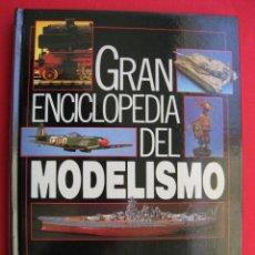 Enciclopedias de segunda mano: GRAN ENCICLOPEDIA DEL MODELISMO - TECNICAS ESPECIALES - NUEVA LENTE 1987.. Lote 159761586