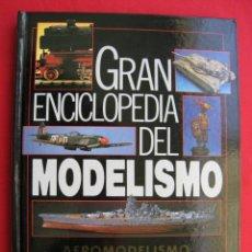 Libri di seconda mano: GRAN ENCICLOPEDIA DEL MODELISMO - AEROMODELISMO : CONSTRUCCION DE UN AVION - NUEVA LENTE 1987.. Lote 159768310