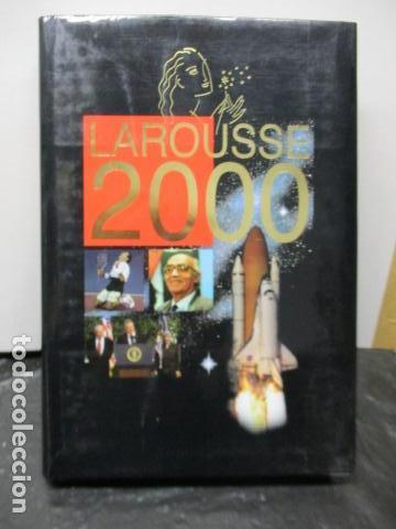 LAROUSSE 2000 / TOMO ACTUALIZACIÓN 1999 / LAROUSSE - PLANETA 1999 (Libros de Segunda Mano - Enciclopedias)