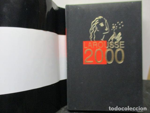 Enciclopedias de segunda mano: LAROUSSE 2000 / TOMO ACTUALIZACIÓN 1999 / LAROUSSE - PLANETA 1999 - Foto 4 - 159798962