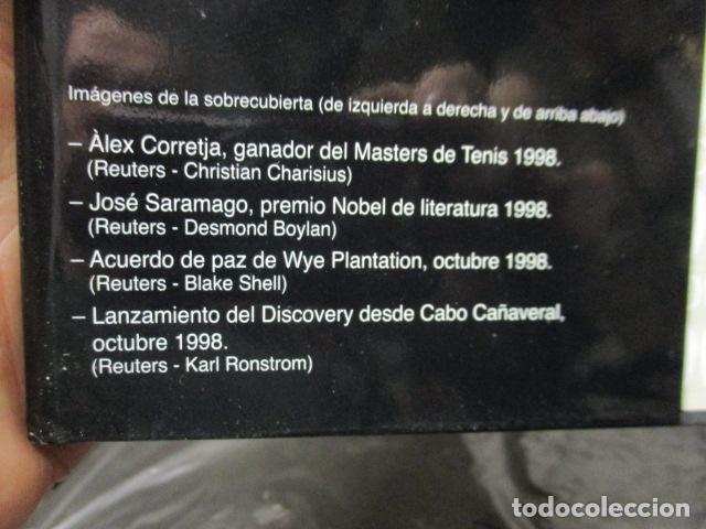 Enciclopedias de segunda mano: LAROUSSE 2000 / TOMO ACTUALIZACIÓN 1999 / LAROUSSE - PLANETA 1999 - Foto 7 - 159798962