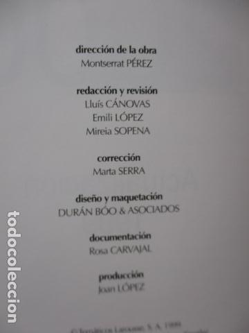 Enciclopedias de segunda mano: LAROUSSE 2000 / TOMO ACTUALIZACIÓN 1999 / LAROUSSE - PLANETA 1999 - Foto 10 - 159798962