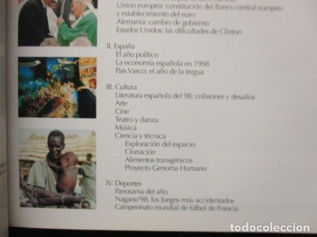 Enciclopedias de segunda mano: LAROUSSE 2000 / TOMO ACTUALIZACIÓN 1999 / LAROUSSE - PLANETA 1999 - Foto 13 - 159798962