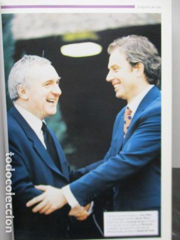 Enciclopedias de segunda mano: LAROUSSE 2000 / TOMO ACTUALIZACIÓN 1999 / LAROUSSE - PLANETA 1999 - Foto 15 - 159798962