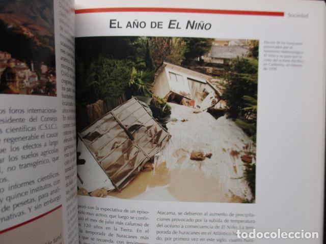 Enciclopedias de segunda mano: LAROUSSE 2000 / TOMO ACTUALIZACIÓN 1999 / LAROUSSE - PLANETA 1999 - Foto 16 - 159798962