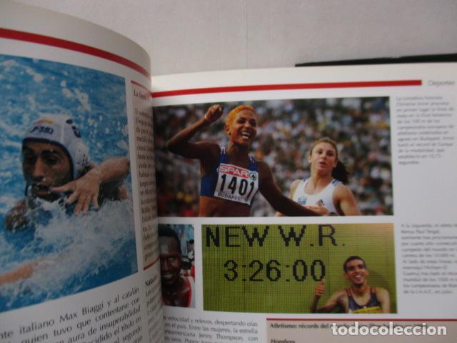 Enciclopedias de segunda mano: LAROUSSE 2000 / TOMO ACTUALIZACIÓN 1999 / LAROUSSE - PLANETA 1999 - Foto 17 - 159798962