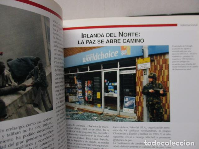 Enciclopedias de segunda mano: LAROUSSE 2000 / TOMO ACTUALIZACIÓN 1999 / LAROUSSE - PLANETA 1999 - Foto 18 - 159798962