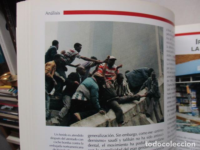 Enciclopedias de segunda mano: LAROUSSE 2000 / TOMO ACTUALIZACIÓN 1999 / LAROUSSE - PLANETA 1999 - Foto 19 - 159798962