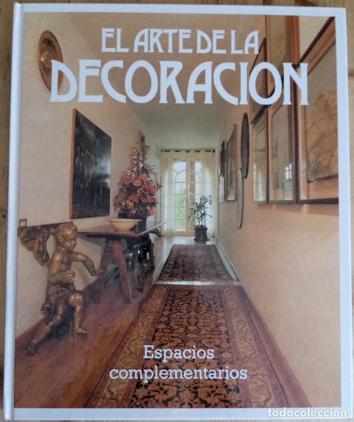 Enciclopedias de segunda mano: EL ARTE DE LA DECORACION - 6 LIBROS - VER DESCRIPCION Y FOTOS - MUNDILIBROS 1987 - Foto 4 - 159940494