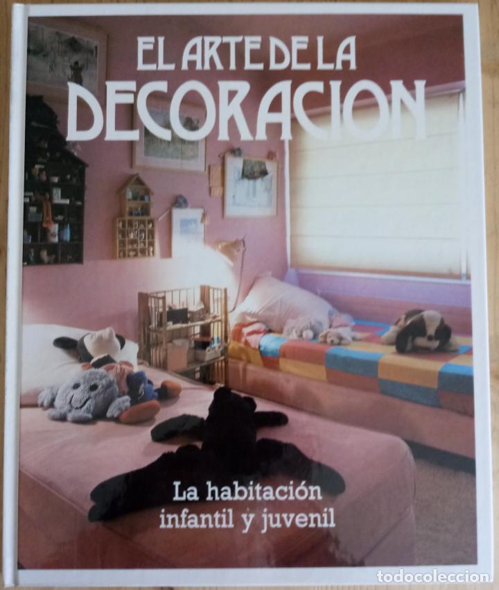 Enciclopedias de segunda mano: EL ARTE DE LA DECORACION - 6 LIBROS - VER DESCRIPCION Y FOTOS - MUNDILIBROS 1987 - Foto 5 - 159940494