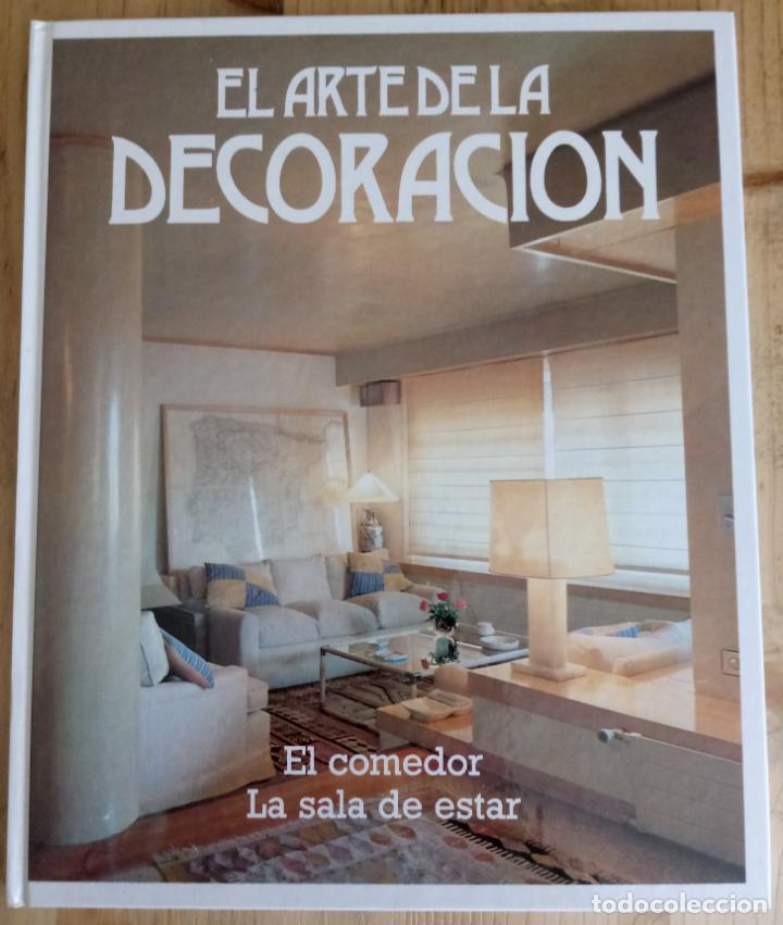 Enciclopedias de segunda mano: EL ARTE DE LA DECORACION - 6 LIBROS - VER DESCRIPCION Y FOTOS - MUNDILIBROS 1987 - Foto 7 - 159940494