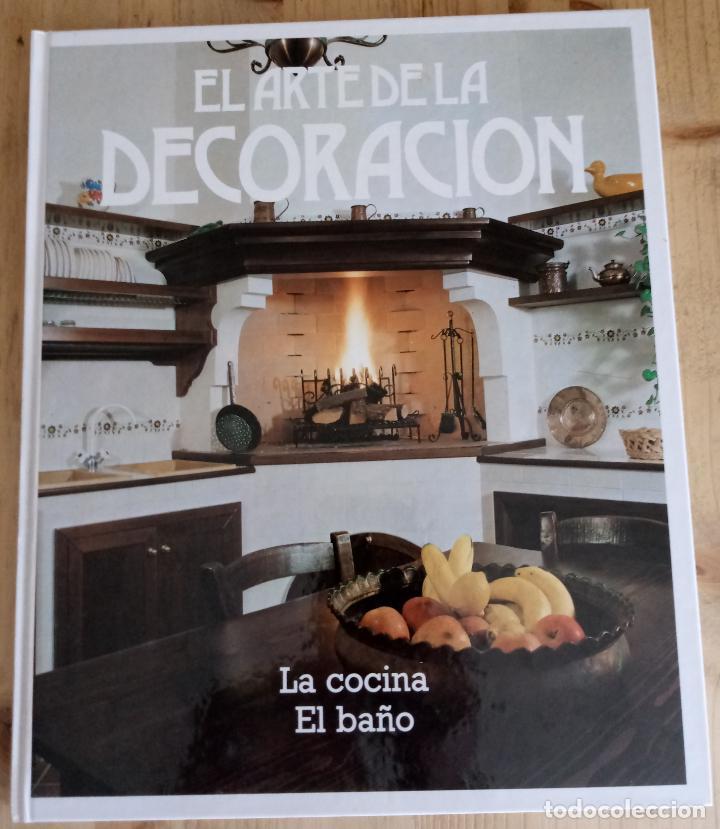 Enciclopedias de segunda mano: EL ARTE DE LA DECORACION - 6 LIBROS - VER DESCRIPCION Y FOTOS - MUNDILIBROS 1987 - Foto 8 - 159940494