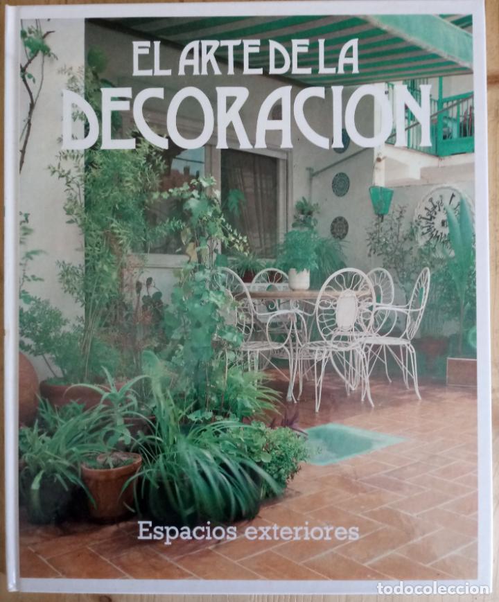 Enciclopedias de segunda mano: EL ARTE DE LA DECORACION - 6 LIBROS - VER DESCRIPCION Y FOTOS - MUNDILIBROS 1987 - Foto 9 - 159940494