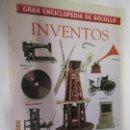 Enciclopedias de segunda mano: GRAN ENCICLOPEDIA DE BOLSILLO REVISTA TIEMPO Nº 8 INVENTOS 1997. . Lote 160600946