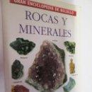 Enciclopedias de segunda mano: GRAN ENCICLOPEDIA DE BOLSILLO TIEMPO Nº 12 ROCAS Y MINERALES 1997. . Lote 160602526