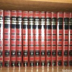 Enciclopedias de segunda mano: GRAN ENCICLOPEDIA ASTURIANA - SILVERIO CAÑADA - COMPLETA 16 TOMOS. Lote 161121850