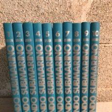 Enciclopedias de segunda mano: ENCICLOPEDIA MUNDO SUBMARINO DE JACQUES COUSTEAU. Lote 161187124