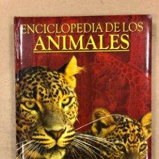 Enciclopedias de segunda mano: ENCICLOPEDIA DE LOS ANIMALES, EL MUNDO ANIMAL EN TODO SU ESPLENDOR. EDICIONES SALDAÑA. Lote 161383812