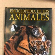 Enciclopedias de segunda mano: ENCICLOPEDIA DE LOS ANIMALES, EL GRAN LIBRO DE LOS ANIMALES. EDICIONES SALDAÑA 2007.. Lote 161384389
