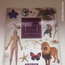 Enciclopedias de segunda mano: ENCICLOPEDIA VISUAL DE LOS SERES VIVOS TOMO II. Lote 161598402