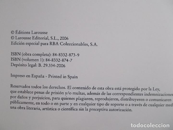 Enciclopedias de segunda mano: ENCICLOPEDIA UNIVERSAL LAROUSSE 1 A-ALE EDICIÓN RBA COLECCIONABLES, S.A. 2006 - Foto 3 - 161650866