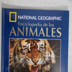 Enciclopedias de segunda mano: NATIONAL GEOGRAPHIC ENCICLOPEDIA DE LOS ANIMALES MAMÍFEROS I. Lote 161651222